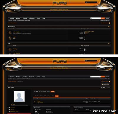 Шаблон для ipb 313 черная версия вот этого